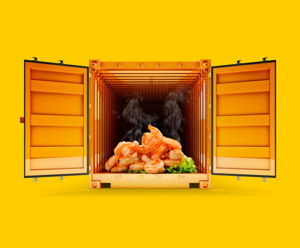 La fuerte subida de los precios de fletes reduce los beneficios de los exportadores de alimentos